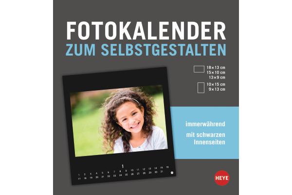 HEYE Fotokalender Selbstgestalten 840140013 DE, 21x22cm,