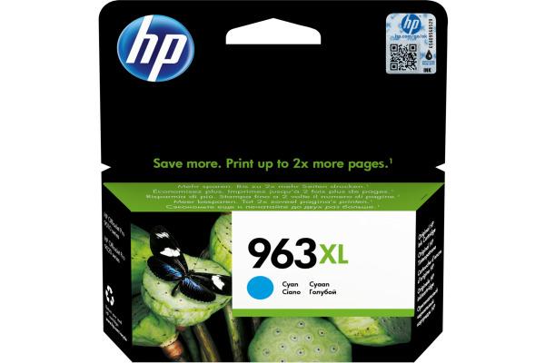 HP Tintenpatrone 963XL cyan 3JA27AE OfficeJet 9010 9020 1600 Seiten