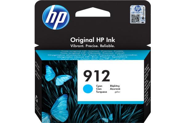 HP Tintenpatrone 912 cyan 3YL77AE OfficeJet 8010/8020 315 S.
