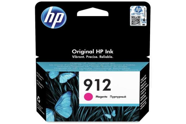 HP Tintenpatrone 912 magenta 3YL78AE OfficeJet 8010/8020...