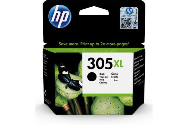 HP Tintenpatrone 305XL schwarz 3YM62AE#UUS DeskJet 2300...