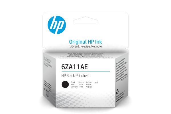 HP Druckkopf schwarz 6ZA11AE InkTank 100 300 400