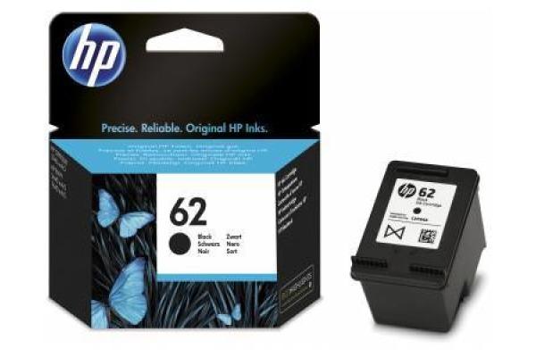 HP Tintenpatrone 62 schwarz C2P04AE Envy 5640 e-AiO 200...