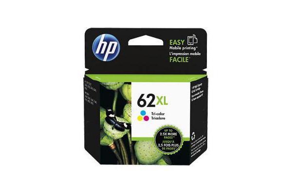 HP Tintenpatrone 62XL color C2P07AE Envy 5640 e-AiO 415...