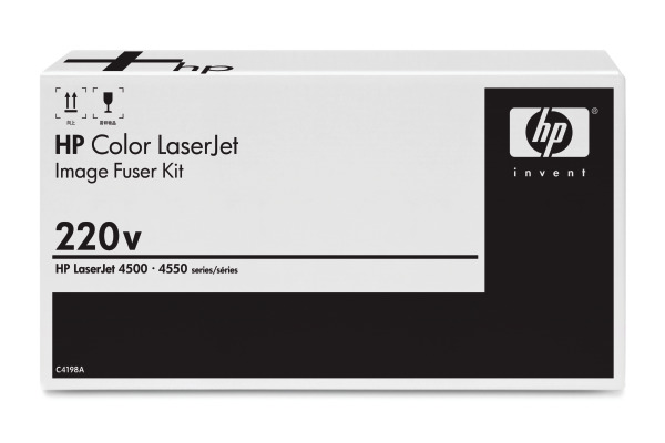 HP Fuser-Kit 220V  C4198A Color LaserJet 4500 100´000 S.