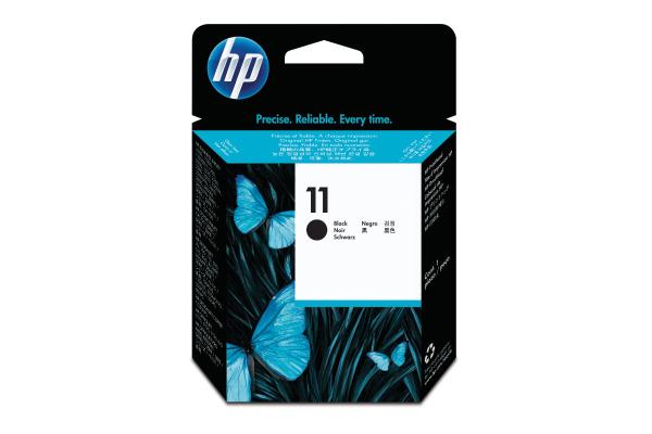 Tête d'impression HP 11 noir originale (HP C4810A)