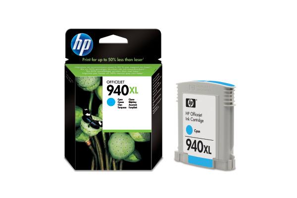HP Tintenpatrone 940XL cyan C4907AE OfficeJet Pro 8000 1400 Seiten