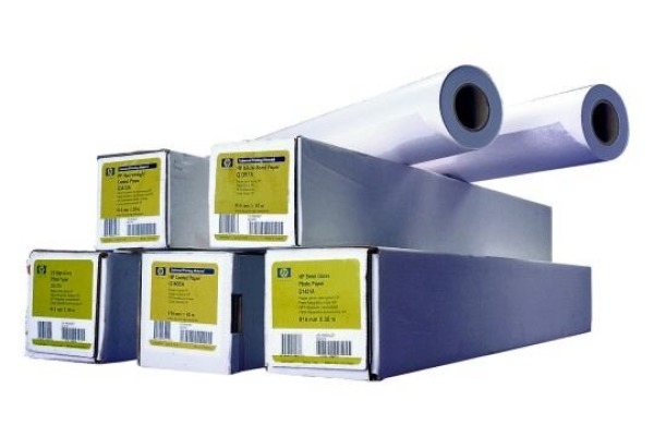 HP Papier gestrichen 130g 30m C6977C DesignJet 5000 60 Zoll