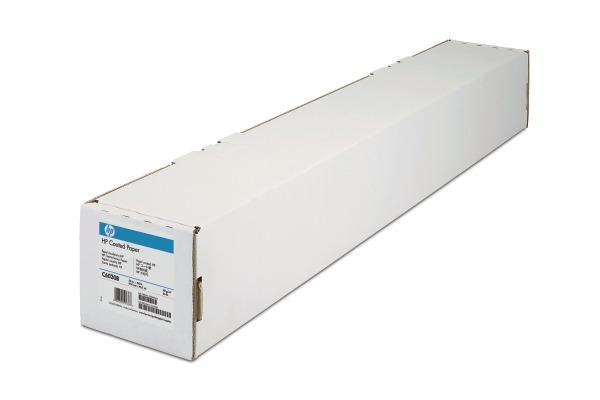 HP Papier gestrichen 98g 91m C6980A DesignJet 5000 36 Zoll