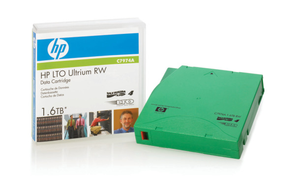 HP LTO Ultrium 4 800/1600GB C7974A Data Tape