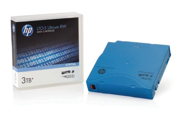 HP LTO Ultrium 5 1500/3000GB C7975A Data Tape