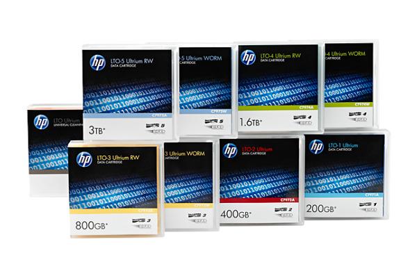 HP LTO Ultrium 7 6/15TB C7977A Data Tape