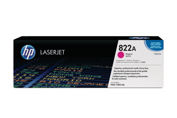 HP Drum magenta C8563A Color LaserJet 9500 40´000 S.
