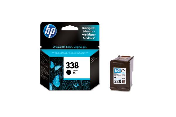 HP Tintenpatrone 338 schwarz C8765EE PSC 2355 450 Seiten