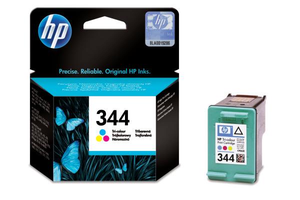HP Tintenpatrone 344 color C9363EE Photosmart 8450 450...