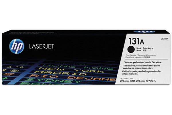 HP Toner-Modul 131A schwarz CF210A LJ Pro 200 M276 1520 Seiten