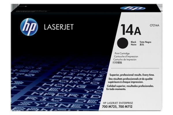 HP Toner-Modul 14A schwarz CF214A LJ Enterpr.700 M712 10´000 S.