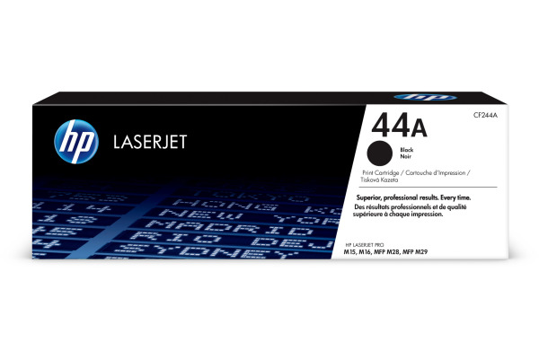 HP Toner-Modul 44A black CF244A LJ Pro M15/MFP M28 1000 S.