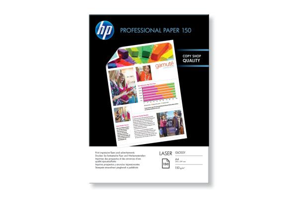 HP Prof. Laser Paper 150 Blatt CG965A LaserJet 150g glossy A4
