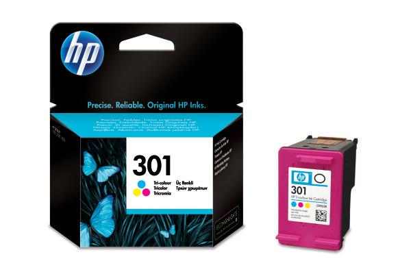 HP Tintenpatrone 301 color CH562EE DeskJet 2050 165 Seiten