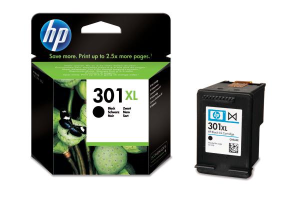 HP Tintenpatrone 301XL schwarz CH563EE DeskJet 2050 480 Seiten
