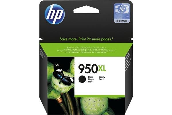 HP Tintenpatrone 950XL schwarz CN045AE OfficeJet Pro 8100...