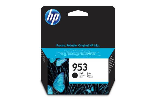 HP Tintenpatrone 953 schwarz L0S58AE OfficeJet Pro 8710...