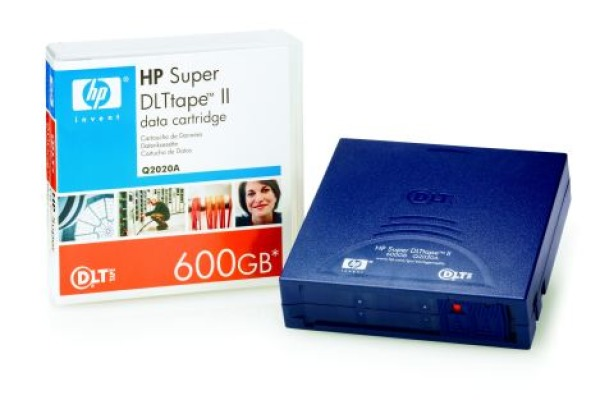 HP SDLT II Tape 300/600GB Q2020A
