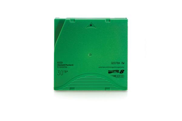 HP LTO Ultrium 8 12/30TB Q2078A Data Tape