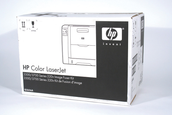 HP Fuser Unit 220V  Q3656A Color LaserJet 3700 60´000 S.