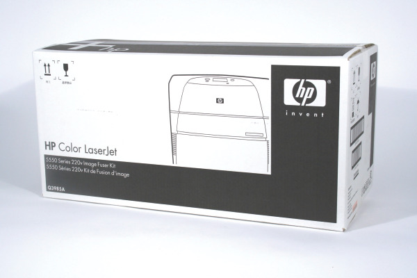 HP Fixiereinheit-Kit  Q3985 Color LaserJet 5550 150´000 S.