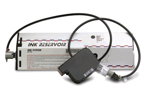 HP SPS Tintenpatronen bulk schwarz C6119A Bulk