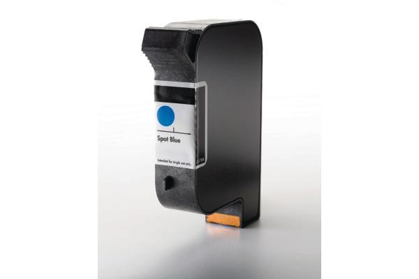 HP SPS Tintenpatrone, 40 ml blau C6170A Disposable Spot Color