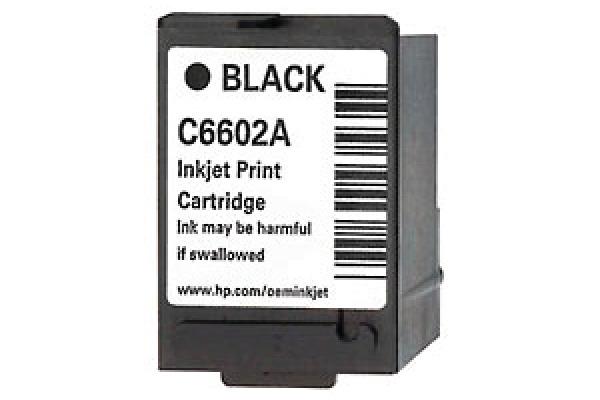 HP SPS Tintenpatrone Tij 1.0 schwarz C6602A Tablerock
