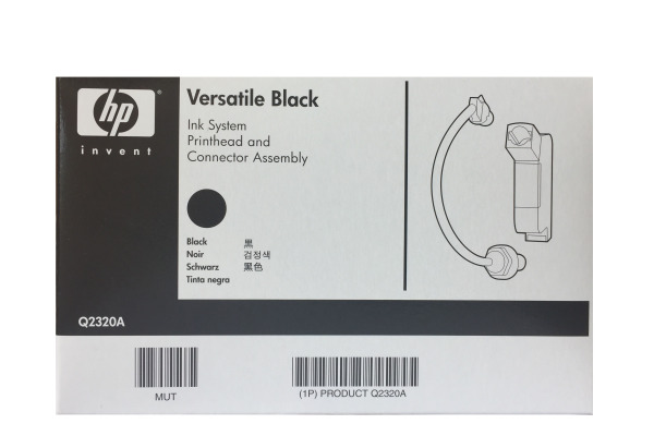 HP SPS Printhead black Q2320A