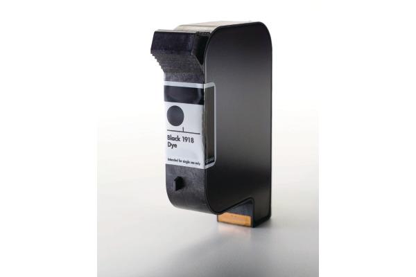 HP SPS Tintenpatrone schwarz Q2344A 1918 Dye