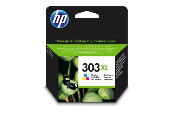 HP Tintenpatrone 303XL color T6N03AE Envy Photo 6230 415...