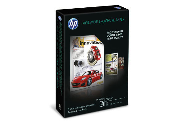 HP PageWide Paper 200 Blatt Z7S67A Glossy A4 FSC 160g