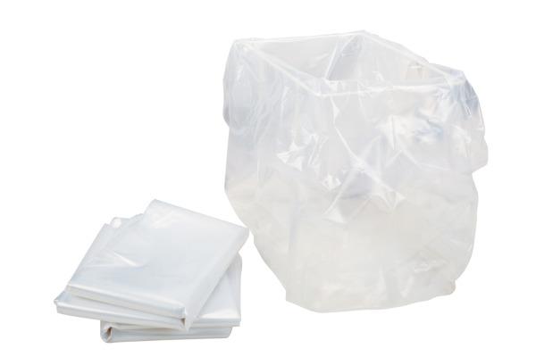 HSM Plastikbeutel 1661995150 10 Stück 52 Liter