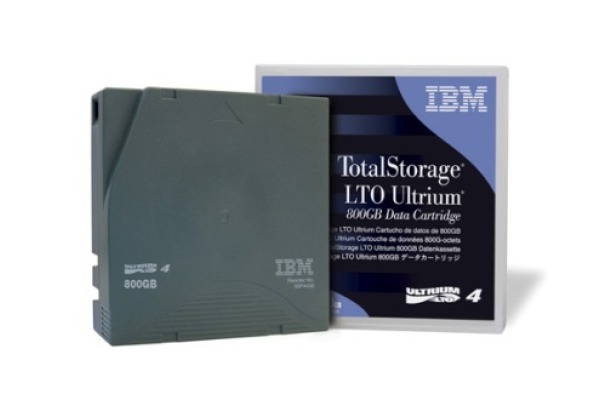 IBM LTO Ultrium 4 800/1600GB 95P4436 Data Tape