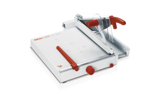 IDEAL Hebelschneidemaschine 1038 38,5cm
