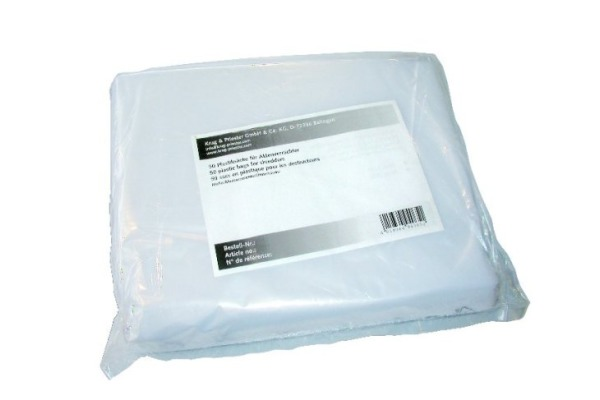 IDEAL Abfallsäcke 30lt 129403 50 Stück