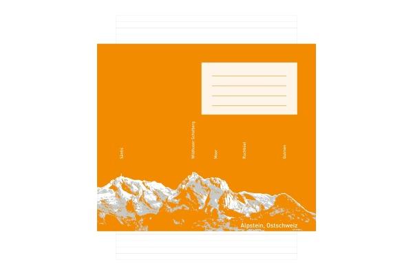 INGOLD-B. Schulheft E5 02.0220.1 weiss, 90g 25 Stück