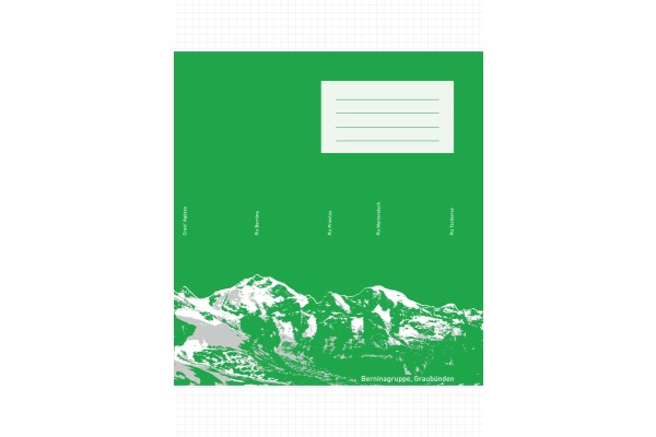 INGOLD-B. Schulheft A4 02.0420.5 weiss, 90g 25 Stück