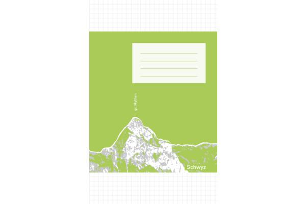 INGOLD-B. Carnets E6 02.0524.4 weiss, 90g 25 Stück