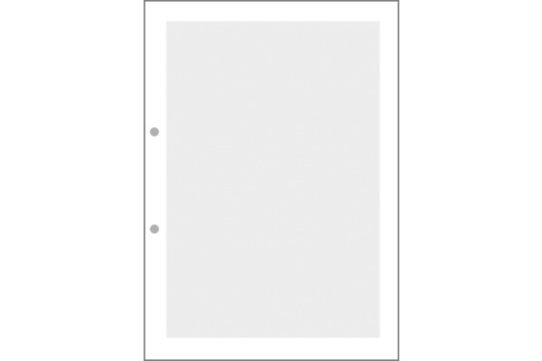 INGOLD-B. Heftblätter A4 02.342.0 500 Blatt