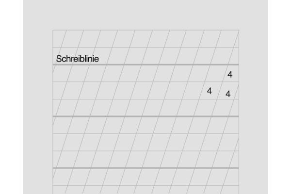 INGOLD-B. Heftblätter Recycling A4 02.442.12 grau, 80g 500 Blatt