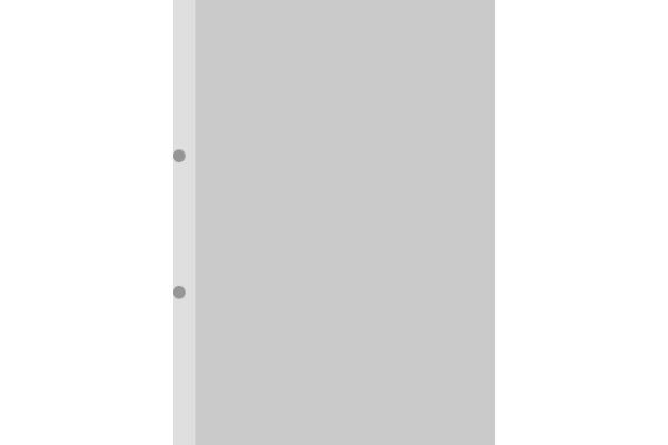 INGOLD-B. Heftblätter Recycling A4 02.942.44 grau, 80g 500 Blatt