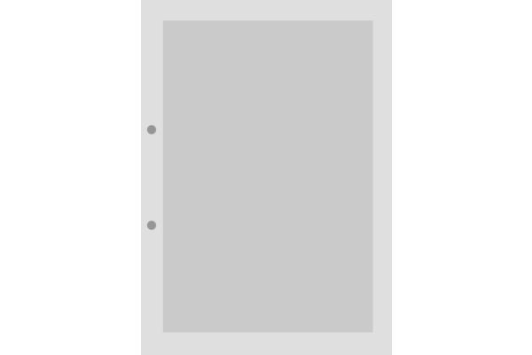 INGOLD-B. Heftblätter Recycling A4 02.942.55 grau, 80g 500 Blatt