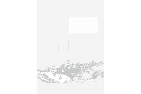 INGOLD-B. Schulheft A4 02.9420.0 grau, 80g 25 Stück